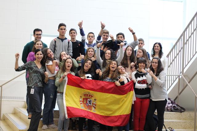 Вузы Испании