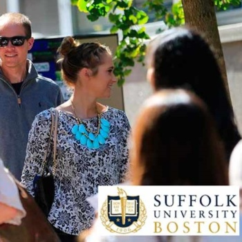 INTO Suffolk University Boston