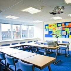 CATS College Cambridge Classroom 7