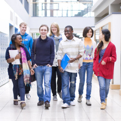Cover shot for the ISC UCD Prospectus.